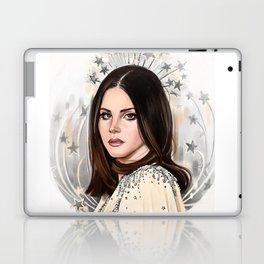 Lana Del Rey/Hedy Lamarr Laptop & iPad Skin