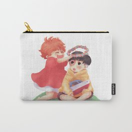 Ponyo loves Sosuke Carry-All Pouch