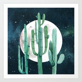 Desert Nights 2 Kunstdrucke