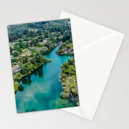 Trimiklini Saitas Dam Stationery Cards