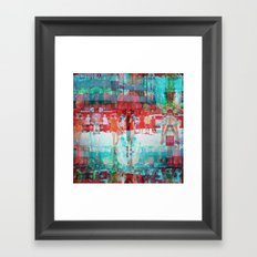 you see your programmatic mind surrenders appetite Framed Art Print