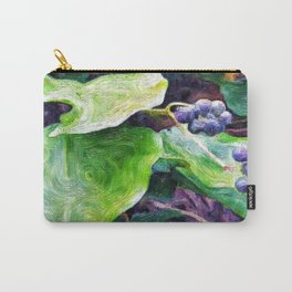 Ivy Berries Carry-All Pouch