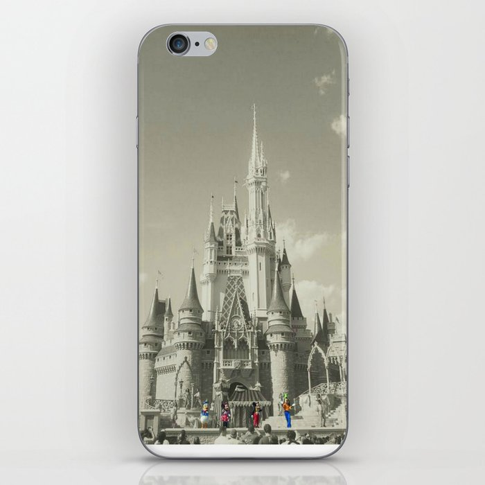 Walt Disney World iPhone Skin