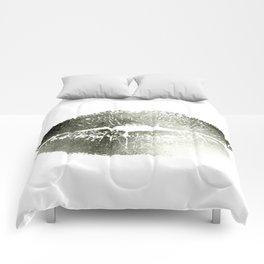 Lips Silver Comforters