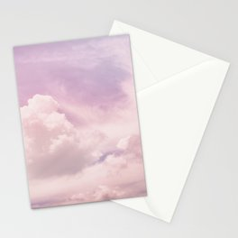 Upon The Clouds Stationery Cards