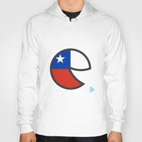 chile Hoodies featuring Chile Smile by onejyoo