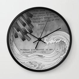 William Blake #2 Wall Clock