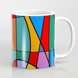 Abstract #74 Coffee Mug