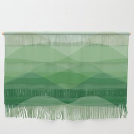 Waves: Forest Bathing Wall Hanging