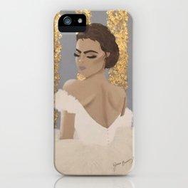 Cisne iPhone Case