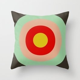 Molokai Throw Pillow