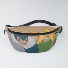 Me and the boys meme Spider Man Villains Fanny Pack