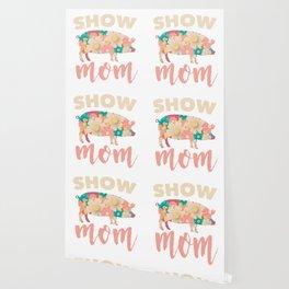 Show Pig Mom Wallpaper