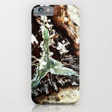 Green Vein Slim Case iPhone 6s