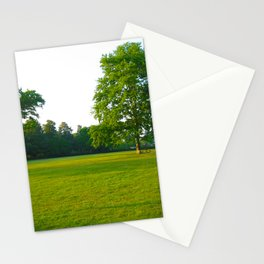 In Deep Silence Stationery Cards