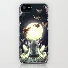 LIGHTS WILL GUIDE YOU HOME iPhone Case