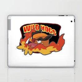 Wild Hogs Laptop & iPad Skin