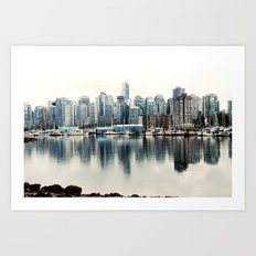 Love from Canada Art Print