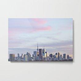 Toronto II Metal Print