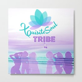 XQuisite Soul Tribe Metal Print