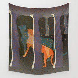 Lookout Wall Tapestry