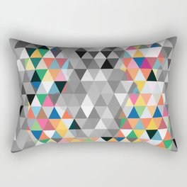 Many colors of being Rectangular Pillow