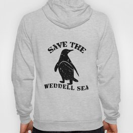 Save The weddell sea. Hoody
