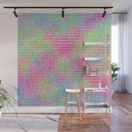 The Incident at The Highlighter Factory Continued Wall Mural
