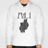 ali gulec Hoodies featuring ALI by FLIPO