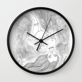 Willow 9 Wall Clock