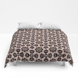 Pale Dogwood Floral Comforters