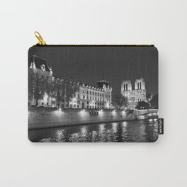 Notre Dame of Paris Carry-All Pouch