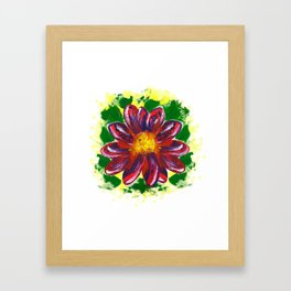 Floral 102 Framed Art Print
