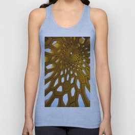 Kaust Beacon Unisex Tank Top