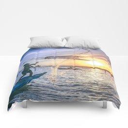 Cast the Net Comforters