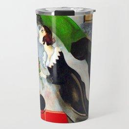 Marc Chagall The Birthday Travel Mug
