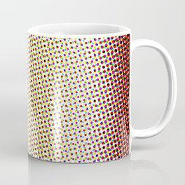 dotted matrix Coffee Mug