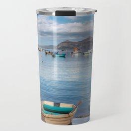 Morfa Nefyn Bay Travel Mug