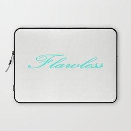 FlaWLESS Aqua Laptop Sleeve