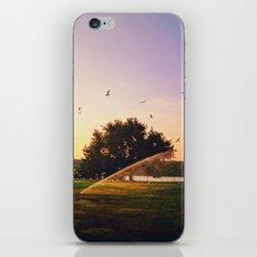 Sunrise Morning iPhone & iPod Skin