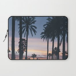 SUNRISE - SUNSET - PALM - TREES - NATURE - PHOTOGRAPHY Laptop Sleeve