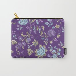 plum liberty Carry-All Pouch