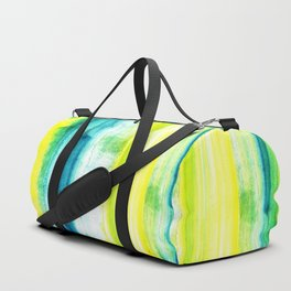 Swimming Upstream Duffle Bag