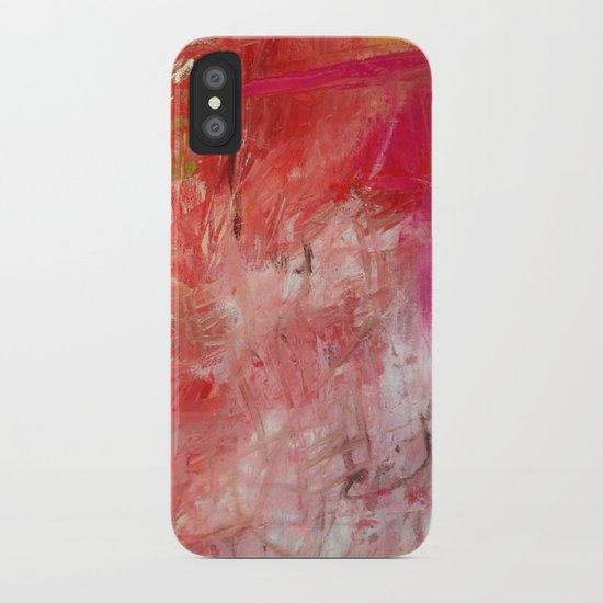 Cover Your Tracks iPhone Case