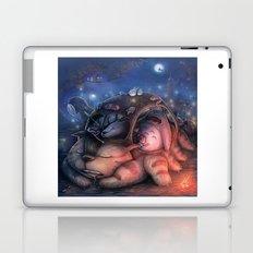 Ghibli Sleepover Laptop & iPad Skin
