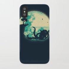 The Big One Slim Case iPhone X