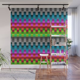 Stable Colour Wall Mural