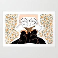 cozy Art Print