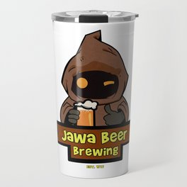 Jawa Beer Brewing Co Travel Mug