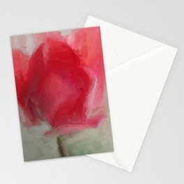 Lipsick Tulip Stationery Cards
